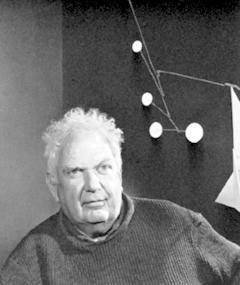 Photo of Alexander Calder
