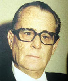 Photo of Rafael García Travesi