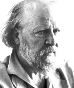 Photo of William Golding