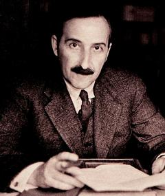 Photo de Stefan Zweig