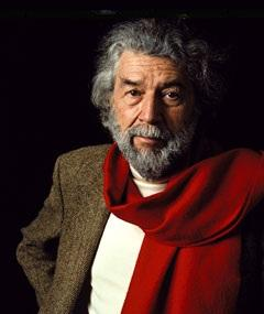 Photo of Alain Robbe-Grillet