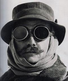 Photo of Herbert G. Ponting