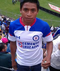 Photo of Amalio Saavedra Miranda