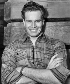 Photo of Charlton Heston