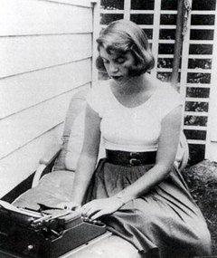 Photo of Sylvia Plath