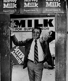 Photo of Harvey Milk