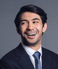 Photo of Reza Rahadian