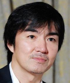 Photo of Keigo Higashino
