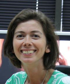 Photo of Irene Blecua