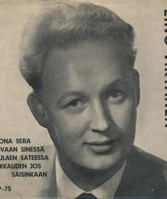 Photo of Eino Virtanen