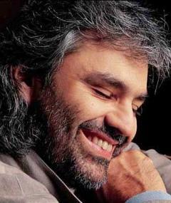 Photo of Andrea Bocelli