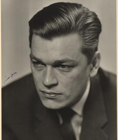 Photo of Carl-Axel Heiknert