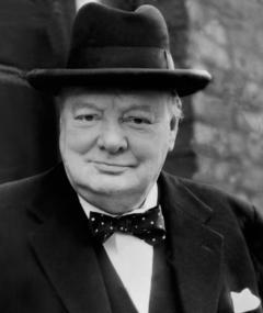 Photo of Winston Churchill