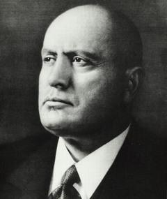 Photo of Benito Mussolini