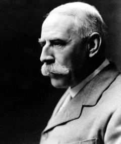 Photo of Edward Elgar
