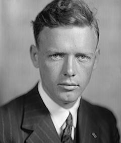 Photo of Charles A. Lindbergh