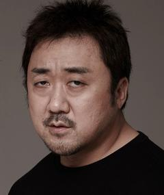 Photo of Ma Dong-seok