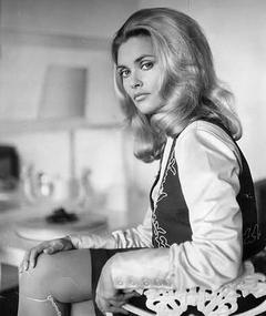 Photo of Alexandra Bastedo