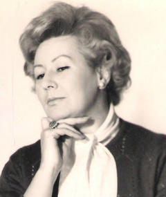 Photo of Elsa Vazzoler