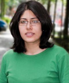 Photo of Mitra Khalatbari