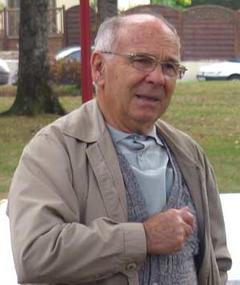 Photo of Bernard Péault