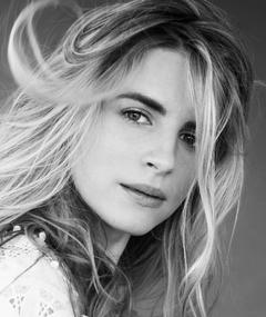 Foto av Brit Marling