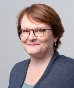 Photo of Suzanne van Voorst
