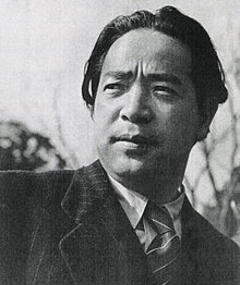 Photo of Isamu Kosugi