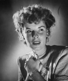 Photo of Mercedes McCambridge
