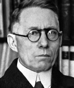 Photo of Johannes V. Jensen