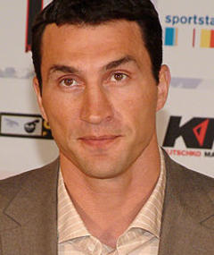 Photo of Wladimir Klitschko