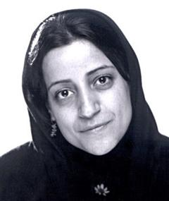 Photo of Marzieh Makhmalbaf