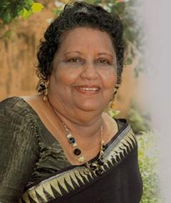 Photo of Sumitra Peries