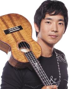 Photo of Jake Shimabukuro