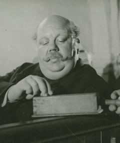 Photo of Benkt-Åke Benktsson