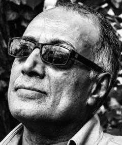Photo of Abbas Kiarostami