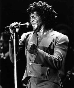 Foto av James Brown