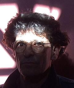 Photo of András Szirtes