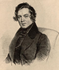 Photo of Robert Schumann