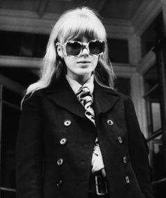 Photo of Marianne Faithfull