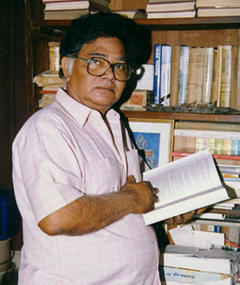 Photo of Sunil Gangopadhyay