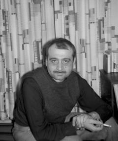 Photo of Ilhan Mimaroglu