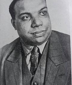 Photo of Abani Mukherjee