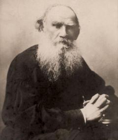Foto von Leo Tolstoy