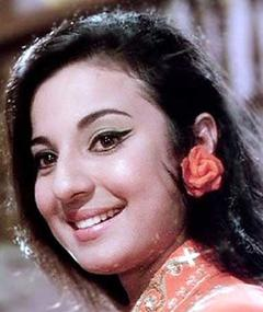 Photo of Tanuja (Mukherjee)