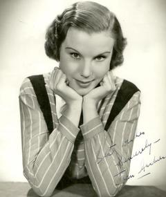 Photo of Joan Gardner