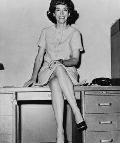 Photo of Helen Gurley Brown