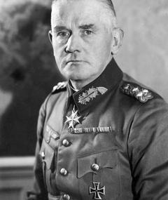Photo of Werner von Blomberg