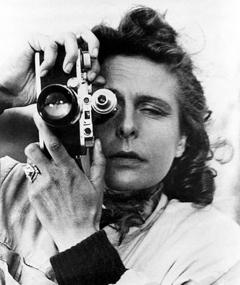 Photo of Leni Riefenstahl