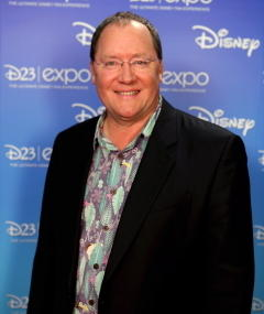 Photo of John Lasseter